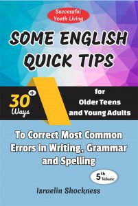 Some English Quick Tips